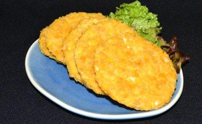 Crunchy chicken burger, 10 stuks