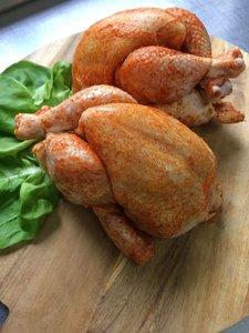 Gekruide kippen, 1 stuk